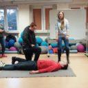 Ćwiczenia z zakresu pierwszej pomocy