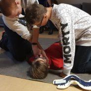 Ćwiczenia z zakresu pierwszej pomocy-kontynuacja