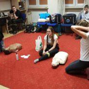 Ćwiczenia Resuscytacji krążeniowo-oddechowej
