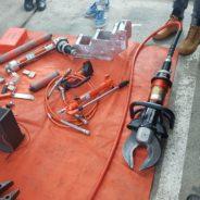 Obsługa urządzeń hydraulicznych